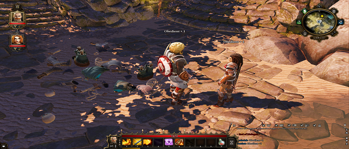 There and Back Again – Divinity: Original Sin.